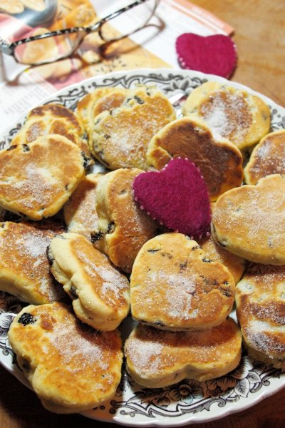 Welsh Griddle Cakes