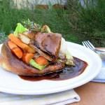 British Yorkshire Pudding Day, Slow Sunday and My Grandma's Traditional Yorkshire Pudding Recipe