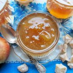 Apple and Ginger Jam
