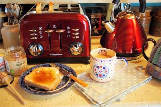 Jubilee Breakfast with Morphy Richards