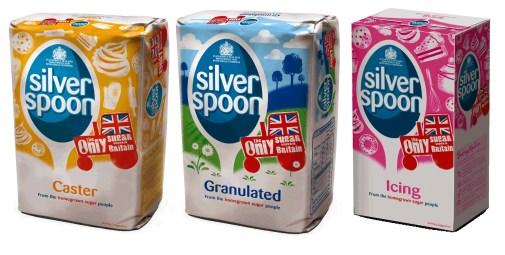 Silver Spoon British Sugar