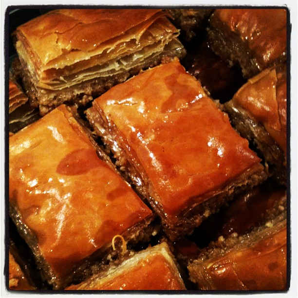 Sunvil Supper Club: Baklava