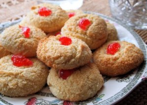 Melting Moments – Biscuits/Cookies