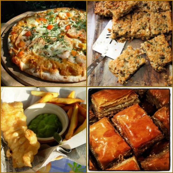 A Patchwork of Recipes & Photos from Lavender and Lovage