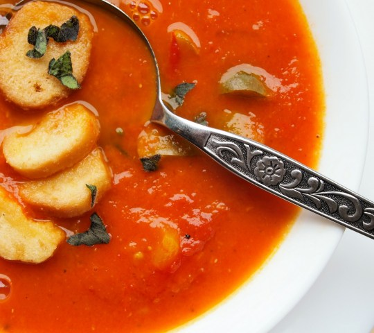 A Weekly Meal Plan, A Taste of Autumn and Allotment Soup (100 calories) for the 5:2 Diet