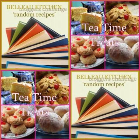 Tea Time Random Recipes