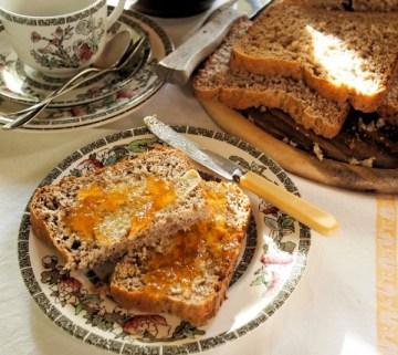 WW2 Rations Breakfast Day One