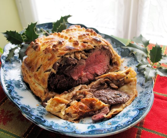 Beef Wellington (Boeuf en Croute) Recipe