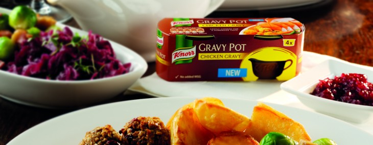 Giveaway: Win a Forman and Field Seasonal Turkey Christmas Dinner Box with Knorr