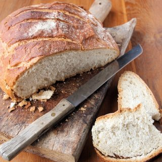 Snow, Bread and Boule! An Artisan Weekly Make and Bake Rustic Bread Recipe