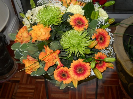 A Floral Fantasy - Design and Deliver your own Floral Bouquet On-Line!