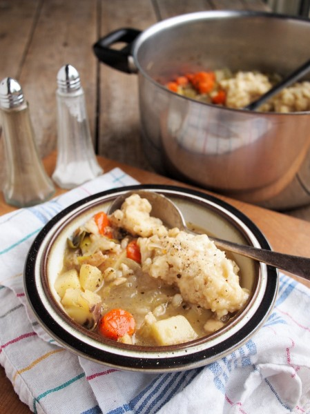 Love Food, Hate Waste for Thrifty Thursday: Home-Made Chicken Stock Recipe