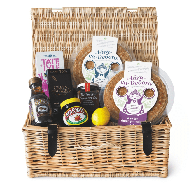 Giveaway: Win an Abra-ca-Debora Dutch Pancakes Hamper worth £50!