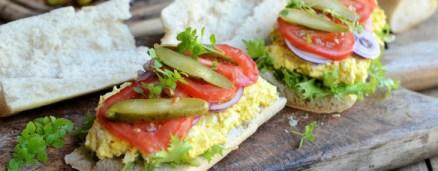 Bastille Day, Picnics and Fireworks: Vegetarian Stuffed Picnic Sandwich Recipe