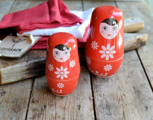 Red Russian Dolls, A Bowl of Cherries and an Old-Fashioned Cherry Pie Recipe