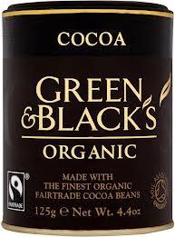 Organic and FairTrade Cocoa