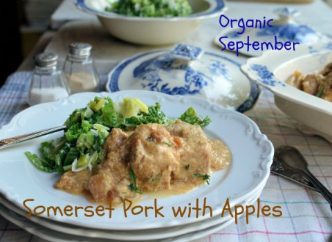 Image:Somerset Pork with Apples
