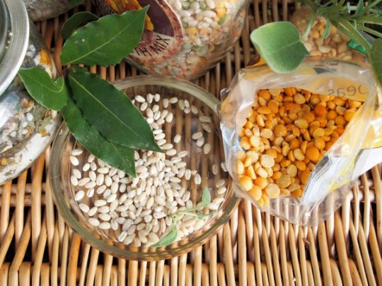Potage and Pulses