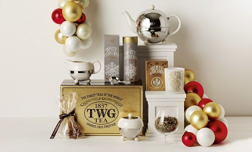 TWG White Christmas