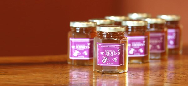 St Ermin's Hotel Honey
