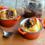 Duvet Apples & Frosty Mornings! Festive Baked Apples with Mincemeat and Honey