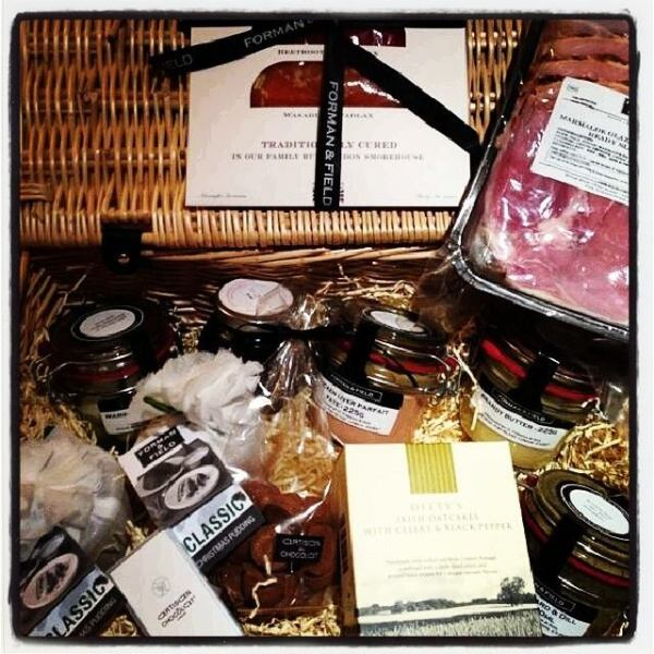 Forman and Field Christmas Hamper