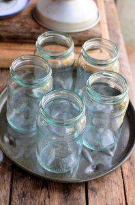 Pot into clean, hot jars