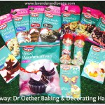 Giveaway: Win a FABULOUS Dr Oetker Baking Hamper