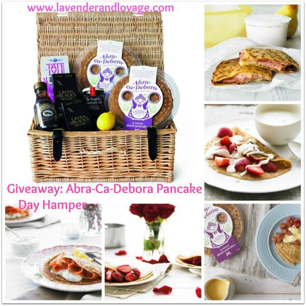 Abra ca Debora Pancake Day celebrations
