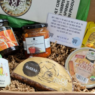 Giveaway: Win one of THREE Spanish Food Hampers (RRP:£30)