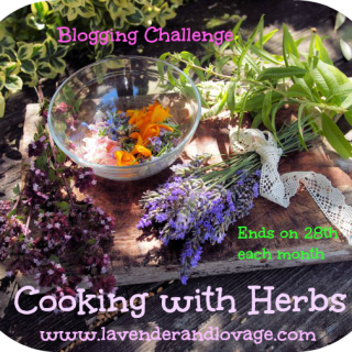 March Challenge for Cooking with Herbs