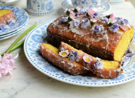 Mothering Sunday Recipes: Cakes, Bakes & Tarts