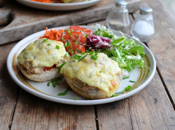 The Secret Recipe Club and The All American Sandwich: Tuna Melt
