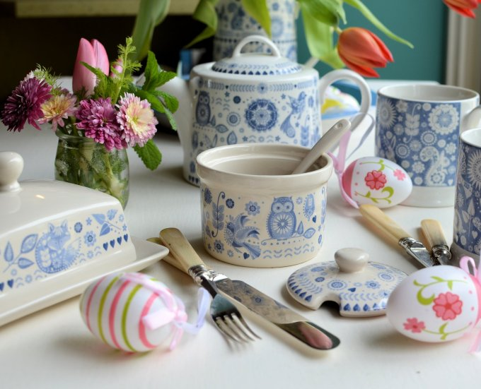 Churchill Easter Breakfast China