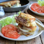 "The Secret Recipe Club: Award Winning ""Logan County Hamburgers"""