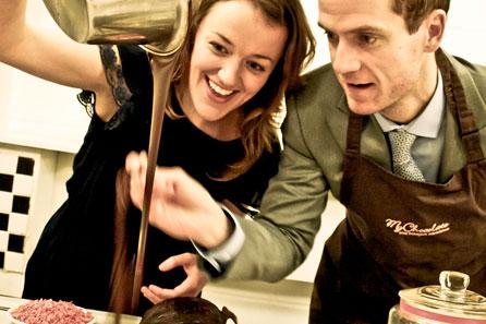 Win A Chocolate Workshop