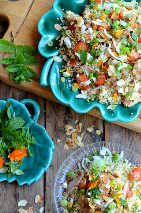 Arabian Nights Tabbouleh Salad