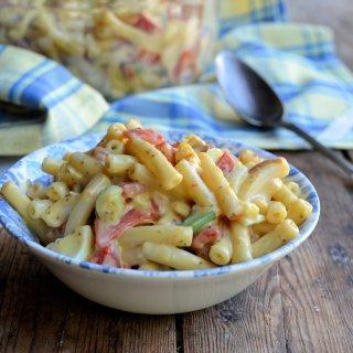 Amish Style Macaroni Salad