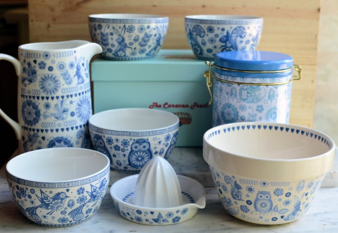 Giveaway - Win Penzance China