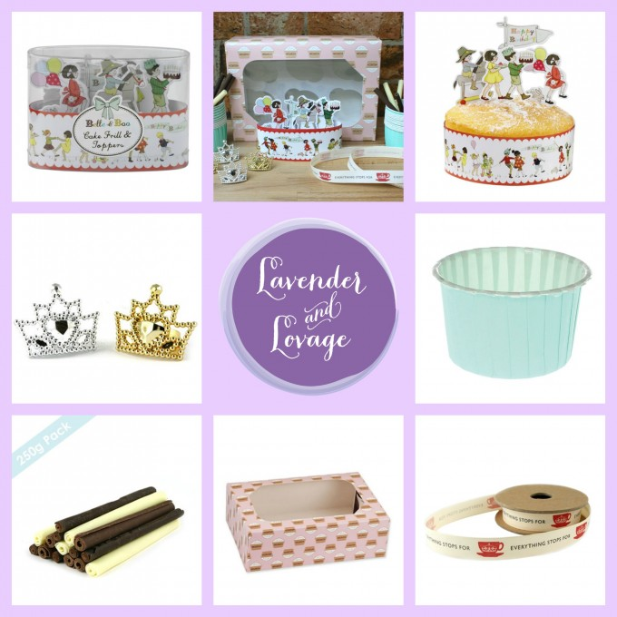 Giveaway:  Baking and Decorating Goodies  from the Cake Decorating Store