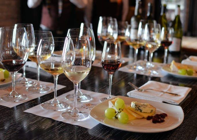 Wine Tasting and Pairing