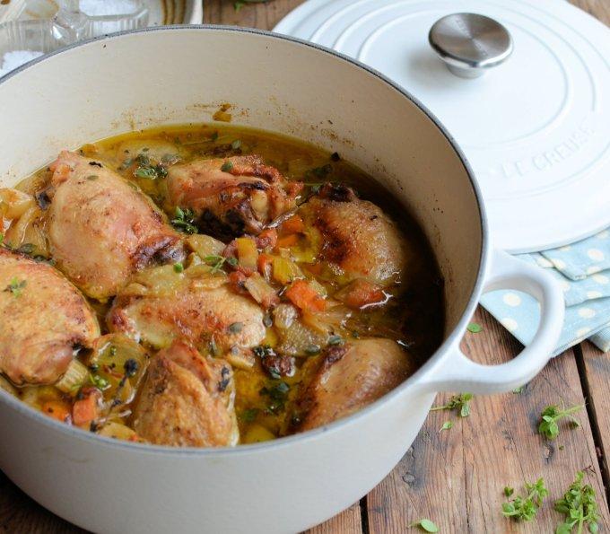 Comfort Chicken Casserole