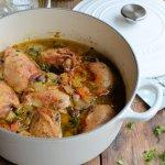 Comfort Le Creuset Chicken Casserole