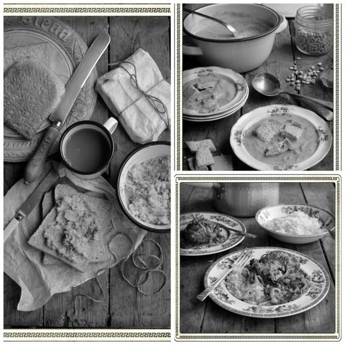 WW1 recipes
