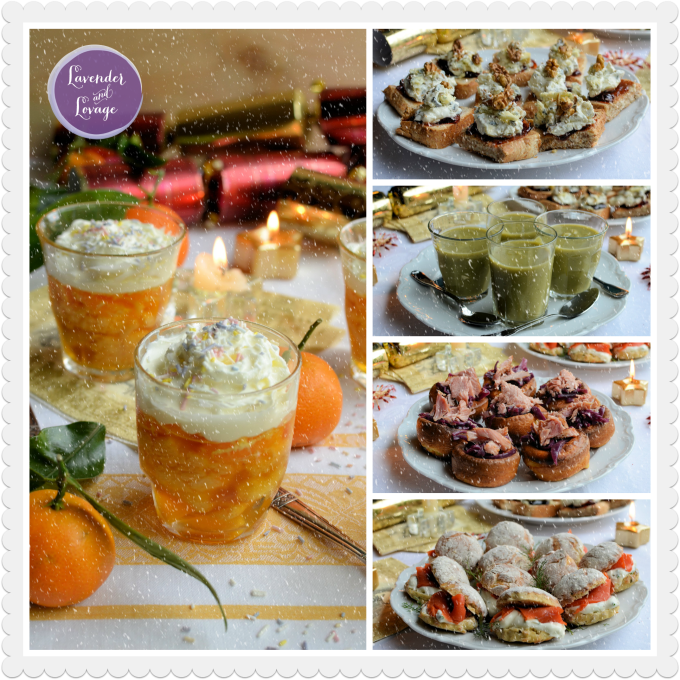 Thrifty & Organic December: It's Party Time! A Fabulous Collection of Canapés & Party Food Recipes