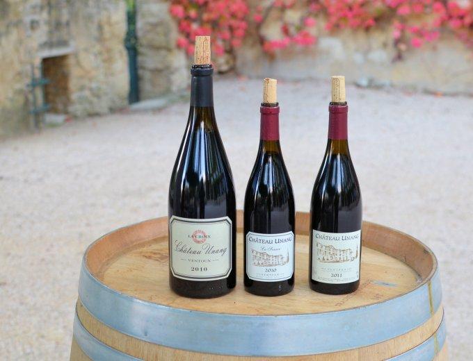 Chateau Unang Red Wines