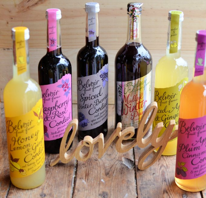 Belvoir Fruit Farms Cordials