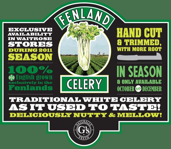 Fenland Celery