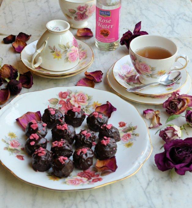 Rose Truffles