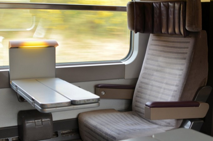 #BETTERCLOSER 20 Years of the Eurostar: Standard Premier Class - London to Brussels